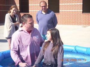 Destiny Baptism