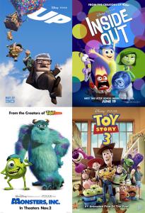 PixarMontage